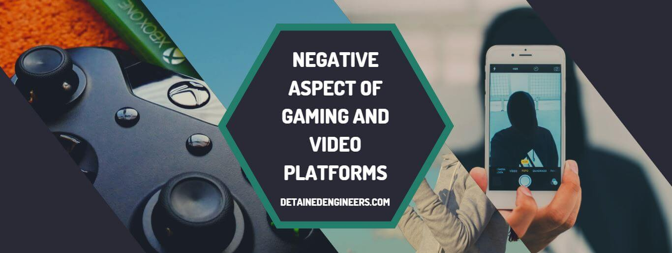 negative aspect of gaming