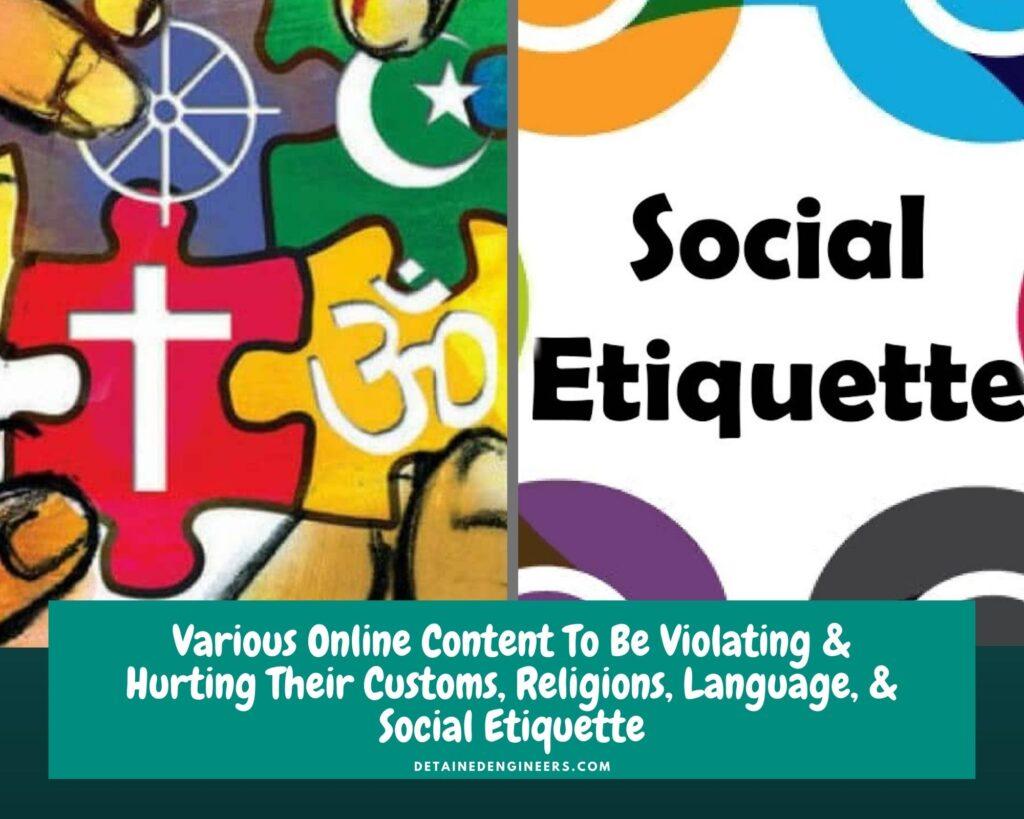 Various-Online-Content