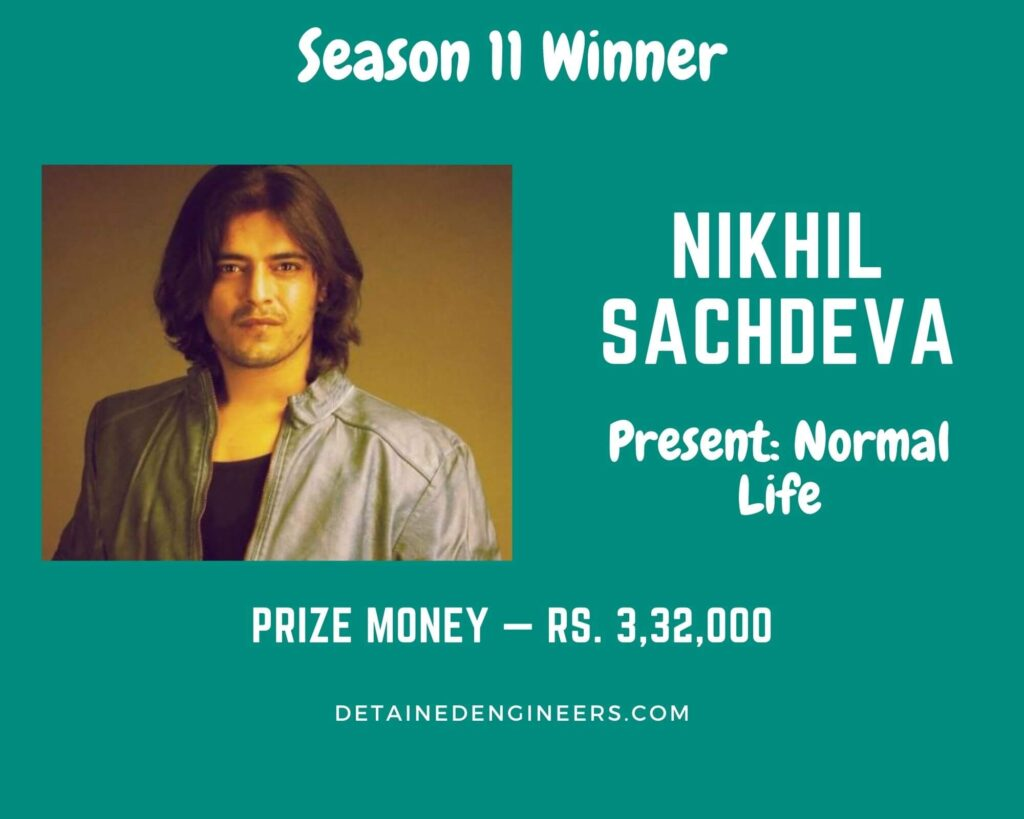 Nikhil Sachdeva