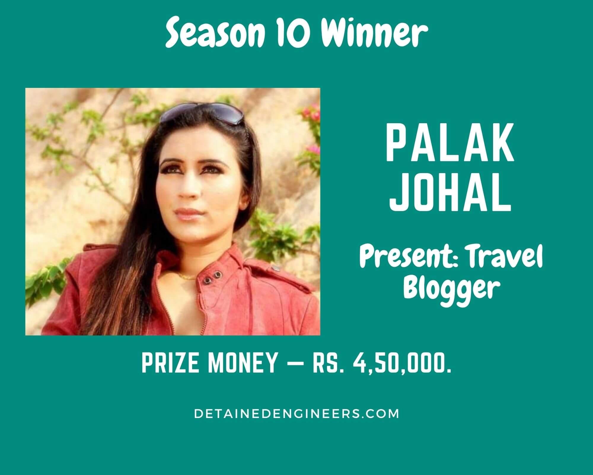 Palak Johal